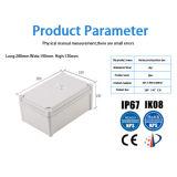 Compartimento eléctrico impermeável IP67 Caixa de junção 280*190*130mm