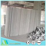 Noyau solide Aseismatic ignifugé sandwich composite mur de ciment d'administration des matériaux de construction