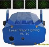 Мини-лазер этапе лампа