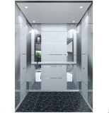 작은 기계 룸 (TKJ-Q09)를 가진 에너지 절약 전송자 엘리베이터