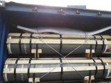 Kohlenstoff-Graphitelektrode RP-HP-UHP mit Nippeln für Lichtbogen