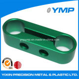 Piezas de aluminio de metal personalizados por fresadora CNC