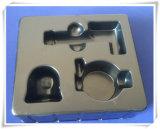 Bac en blister en PVC noir pour plateau cosmétique en plastique Blister en PVC
