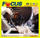 Carro automático competitivo del mezclador concreto de la fábrica 8cbm de la calidad