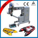 Presse chaude chaude automatique de l'air PVC/PE pour la machine de soudure imperméable à l'eau de cachetage de couture