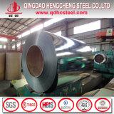 Hdgi ASTM 653 ha galvanizzato la bobina d'acciaio ricoperta zinco