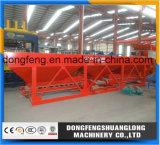Bloc faisant la machine pour la construction de construction