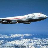 El mejor servicio de transporte aéreo desde China a la India (Ahmedabad / Bangalore / Calcuta / Chennai / Cochin / Delhi / Goa / Kozhikode / Mumbai)