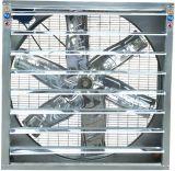 Ventilatore di scarico fissato al muro per ventilazione della serra