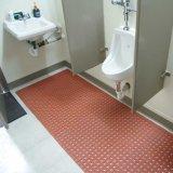 Stuoie di bagno di gomma della pavimentazione del pavimento della toletta dell'acquazzone della stanza da bagno