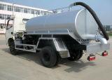 Camion di lavaggio di pulizia ad alta pressione superiore di Sinotruk