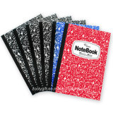 A5 B5 Soft Cover Glue Bound Notebooks