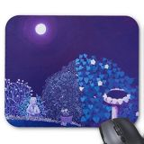 Base de borracha sem perna Soft Comfort Feel Finish Mouse Pad