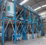 30-300ton / Day Complete Parboiled Rice Mill Machine