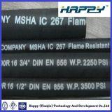SAE100 R16 haute souple Flexible hydraulique de 2 fils