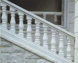 Балюстрада Baluster лестницы мрамора & гранита
