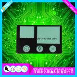 고품질 막 도표 오바레이 알루미늄 전면 패널