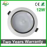 12W 실내 센서 LED Downlight