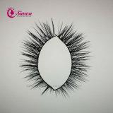 Cigli naturali dei capelli del visone di 100%