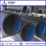 170-800mm HDPE Doppio-Wall Corrugated Pipe per Drainage