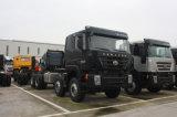 Iveco Genlyon van Hongyan de Vrachtwagen van de Stortplaats voor Verkoop