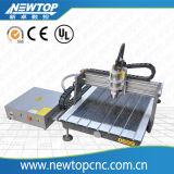 Petite commande numérique par ordinateur acrylique de découpage en bois Router6090 de gravure de machine