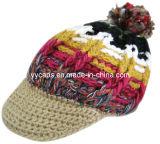 첨단 (YYCM-120308)를 가진 유행에 의하여 뜨개질을 하는 모자