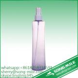 bottiglia di plastica dell'animale domestico del cilindro 200ml con l'estetica della pompa dello spruzzo della foschia
