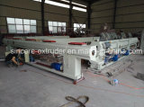 HDPE такое же машинное оборудование 50-315mm штрангя-прессовани трубы дренажа пола