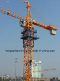 Hongda Gruppen-Turmkran mit einer maximalen 3 bis 25 Tonnen-Eingabe