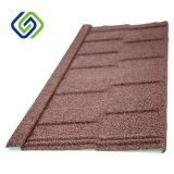 鉄片タイプ建築材料の石の上塗を施してある金属の屋根瓦