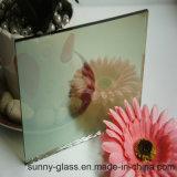 F reflexivo Verde/ Vidro revestido 4 -6mm