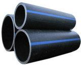 Tubo materiale dell'HDPE del tubo del nuovo PE gentile 2017 per il rifornimento idrico