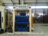 Bloc concret hydraulique automatique de brique de cendres volantes de la colle faisant la machine