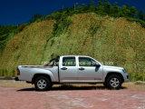 La cabina doble 4X2 de /Gasoline de la mejor gasolina china de Rhd/LHD toma (rectángulo, el lujo del cargo estándar)