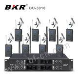 Система Bu-3818 микрофона 8 каналов беспроволочная