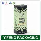 Boîte de papier de cosmétiques de haute qualité pour les stick à lèvres (FJ-043)