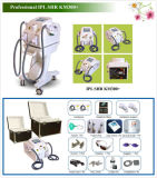 Haut-Sorgfalt-medizinischer Schönheits-Salon Shr IPL HF Elight Laser-Haar-Abbau