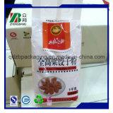 Sac de empaquetage de farine de blé faite sur commande chaude de vente