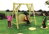 Nuovo gioco 2016 per l'oscillazione allegra dei capretti dei bambini per il patio