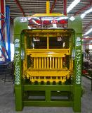 熱い販売Qtj4-25油圧圧力圧縮された煉瓦機械