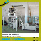 Il grano automatico pieno del riso del granello semina le arachidi che imballano il macchinario