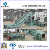 10t papel hidráulica la máquina de empacado con CE (HSA5-7)