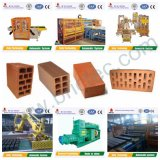 La fabrication de briques de machines pour la vente, de l'extrudeuse à vide