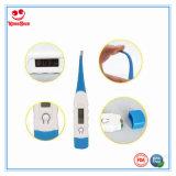 Thermomètre électronique Tête souple pour bébés