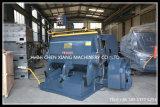 De de vlakke Vouwende Scherpe Machine van de Matrijs/Snijder van de Matrijs van de Doos van het Karton