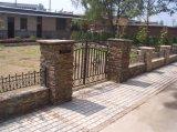 Colunas naturais do cimento da pedra da ardósia de China das vendas quentes (SMC-PC002)