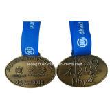 学校のためのカスタム旧式な金メダル