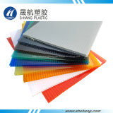 Lexan Polycarbonate Twin Wall Sheet por 100% Fresh Material