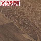 木製の穀物の表面(V溝)の積層のフロアーリング(AS3503-10)
